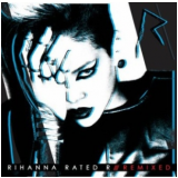 Rated R Remixed (CD) - Rihanna