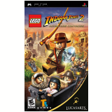 LEGO Indiana Jones 2: The Adventure Continues (PSP) -