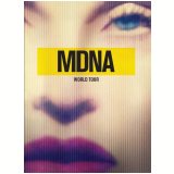 Madonna - MDNA World Tour - (CD Duplo) +  (DVD) - Madonna