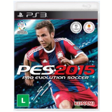 PES 2015 - Pro Evolution Soccer 2015 (PS3) -