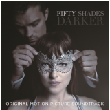 Cinquenta Tons Mais Escuros - Fifty Shades Darker - Ost (CD) - Vários Artistas
