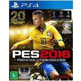 PES 2016 - Pro Evolution Soccer (PS4) -