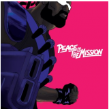 Major Lazer-peace Is The Mission (CD) - Major Lazer