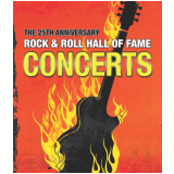 Rock & Roll Hall Of Fame - Concerts (Blu-Ray) - Varios Interpretes