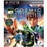 BEN 10 ULTIMATE ALIEN: Cosmic Destruction (PS3) -