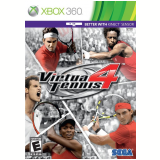 Virtua Tennis 4 (X360) -