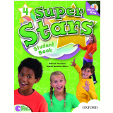 Super Stars 4 Student Book With Multirom Pack -