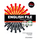 English File Elementary Multi-pack A With Itutor And Ichecker - Third Edition - Oxenden Et Al