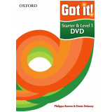Got It! Starter & 1 Dvd -