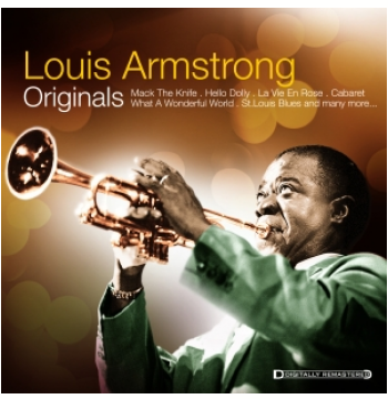 Originals - Louis Armstrong (CD)