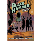 Black Hammer - Origens Secretas - Graphic Novel (Vol. 1) - Dean Ormston , Dave Stewart, Jeff Lemire