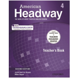 American Headway 4 - Second Edition Teachers Pack:Super -