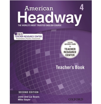 American Headway 4 - Second Edition Teachers Pack:Super