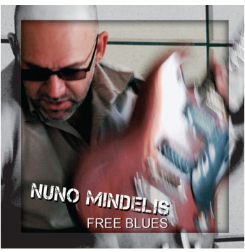 Nuno Mindelis - Free Blues (CD)