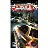 Need for Speed Carbon: Own the City (PSP) -
