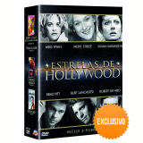Box Estrelas de Hollyood - Exclusivo (DVD) - Billy Crystal, Meryl Streep