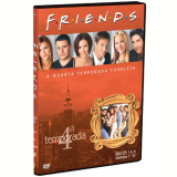 Friends - 4ª Temporada Completa (DVD)