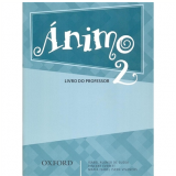 Animo 2 Livro Do Professor Cd Included -
