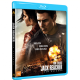 Jack Reacher 2 (Blu-Ray) - Lee Child, Tom Cruise