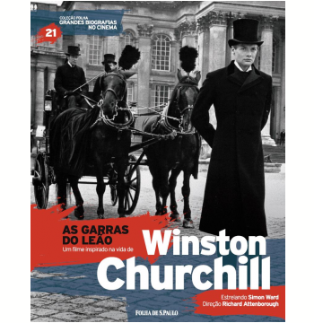As Garras do Leão - Winston Churchill (Vol.21)