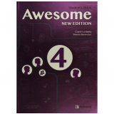 Awesome Update 4 - Student Book - Carol Lethaby, Simon Brewster