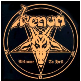 Venom - Welcome To Hell - Digipack (CD) - Venom