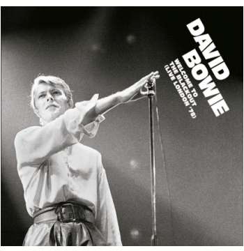 David Bowie - Welcome To The Blackout (CD)
