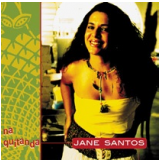Jane Santos - Na Quitanda (CD) - Jane Santos