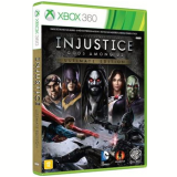 Injustice - Ultimate Edition (X360) -
