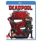 Deadpool 2 (Blu-Ray) - Ryan Reynolds, Josh Brolin, Morena Baccarin