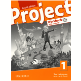 Project 1 - Workbook With Audio Cd And Online Practice Pack - Fourth Edition -