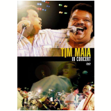 Tim Maia In Concert (DVD) - Tim Maia