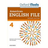 American English File 4 Itools - Second Edition (CD) -