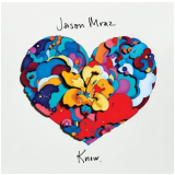 Jason Mraz - Know (CD) - Jason Mraz