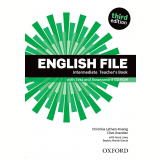 English File Intermediate Teacher'S Book With Test And Ass Cdrom - Third Edition -