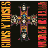 Guns N' Roses - Appetite For Destruction (CD) - Guns N' Roses