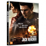Jack Reacher 2 (DVD) - Lee Child, Tom Cruise