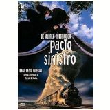 Pacto Sinistro (DVD) - Alfred Hitchcock (Diretor)
