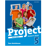 Project 5 Student Book - Third Edition - Hutchinson. Tom