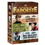 Box - Clássicos do Faroeste II (DVD) - Michael Curtiz  (Diretor)