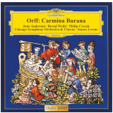 Orff: Carmina Burana (CD) - James Levine