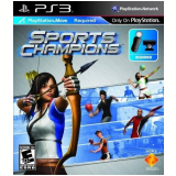 Sports Champions (PS3) -