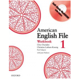 American English File 1 - Workbook With Cdrom -