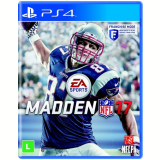Madden NFL 17 (PS4) -