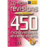 Revisions 450 Nouveaux Exercices Intermediaire (b1) - Cd-rom - A.m. Johnson
