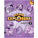Young Explorers 2 - Workbook With Online Practice Pack -