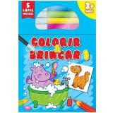 Colorir & Brincar - (Vol. 1) - Yoyo Books