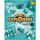 World Explorers 1 - Workbook With Online Practice Pack -