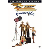 ZZ Top - Greatest Hits - The Video Collection (DVD) - ZZ Top