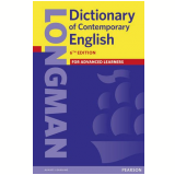 Longman Dictionary Of Contemporary English For Advanced Learners - Editora Pearson